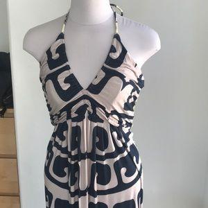 Haven Maxi Halter Dress
